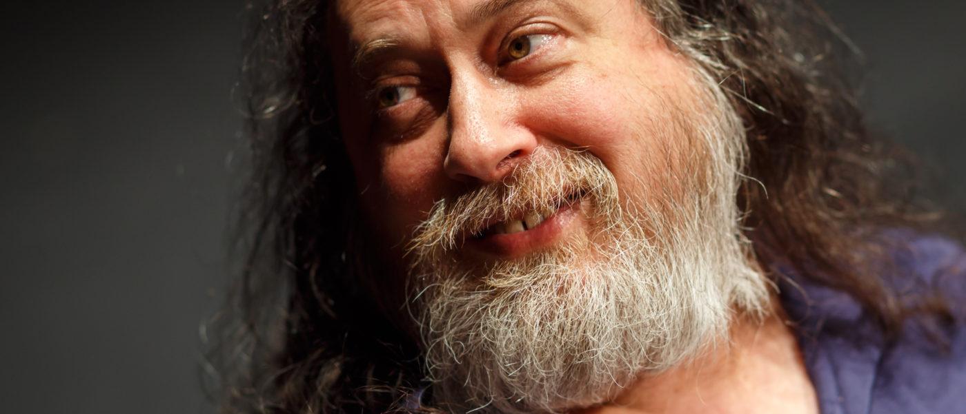 Richard Stallman (2016)