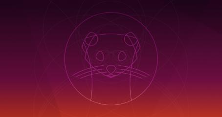 Ubuntu 19.10 Eoan Ermine Wallpaper