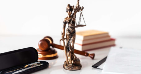 Law Firm Office Blind Lady Justice