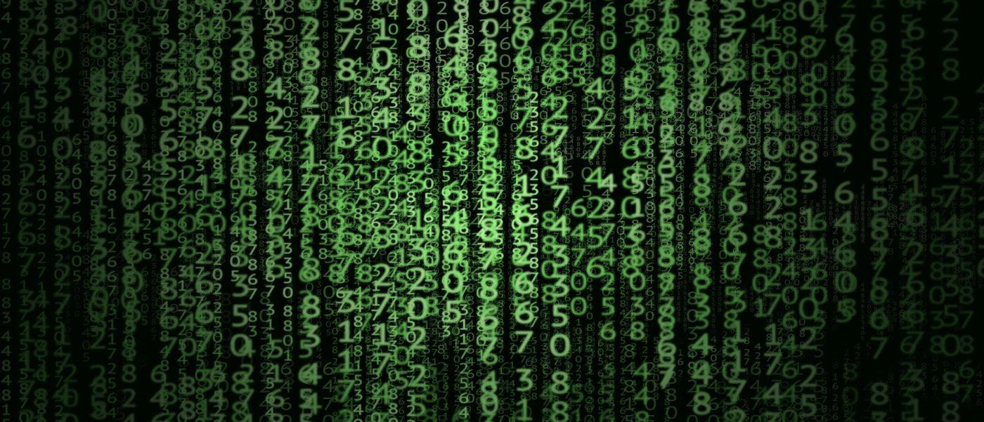 Matrix Zahlen Cryptocoin