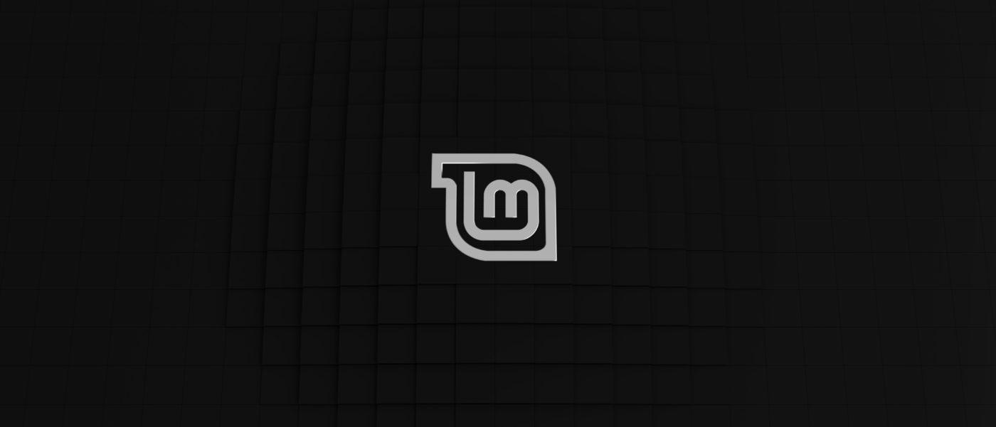 Das Hintergrundbild von LMDE 4
