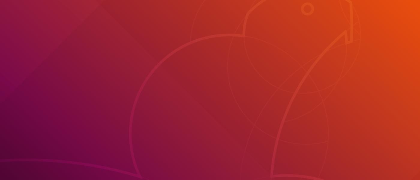 Ubuntu 18.04 Bionic Beaver Wallpaper