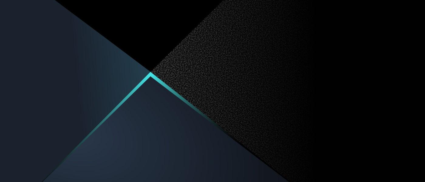 MX Blue Wallpaper