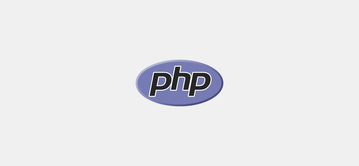 PHP Logo (CC BY-SA 4.0)